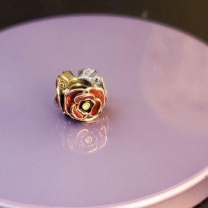 Chamilia Rose/Flower Bead